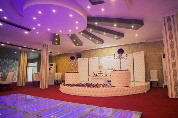 سالن تالار عروسی