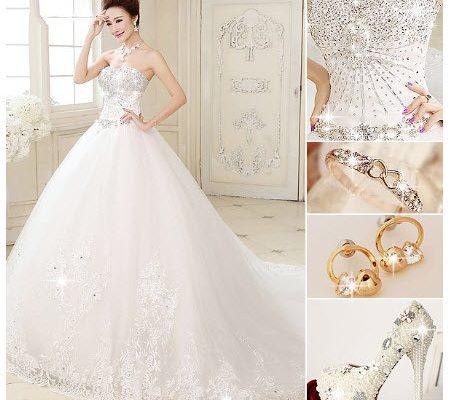 راهنمای خرید یک لباس عروس خوب و مناسب